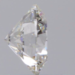 TIDAN Lab grown diamond 0.5 ct G - H Excellent cut left sideview