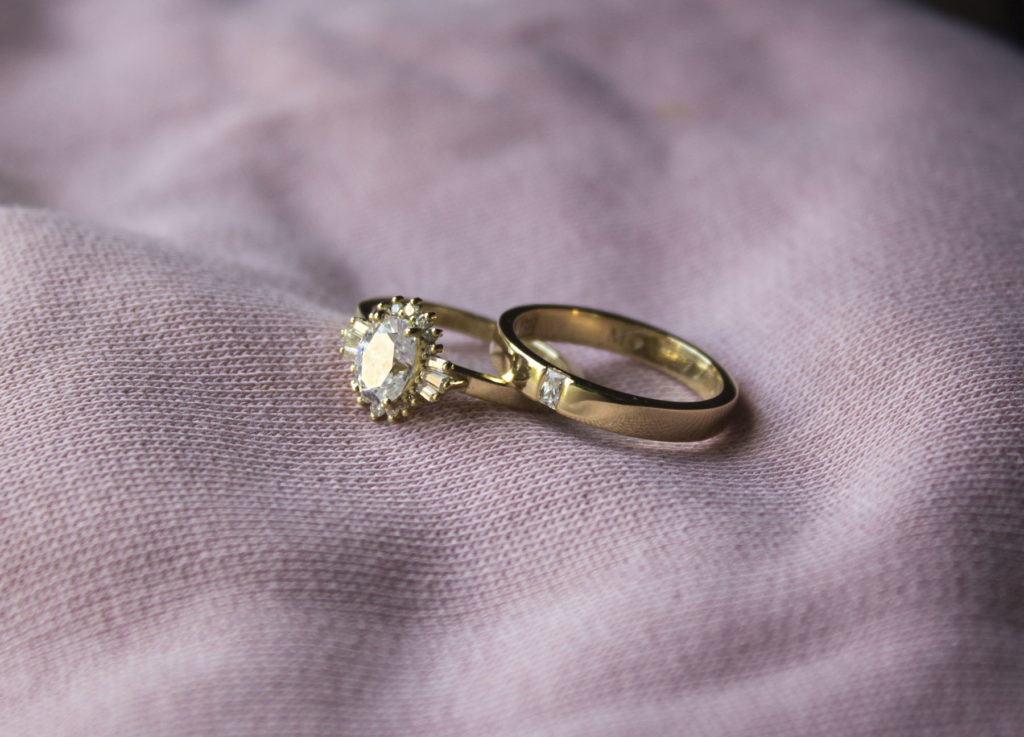 wedding rings TIDAN Stockholm