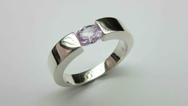A ring showing tension setting.